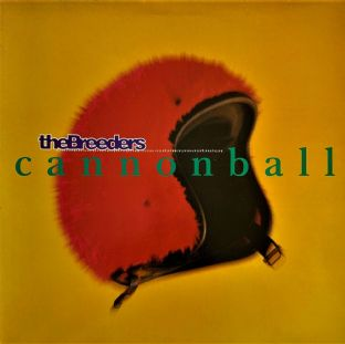 "Breeders (The) ‎- Cannonball (12"") (VG/EX-)"
